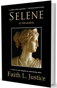Cover for Selene of Alexandria