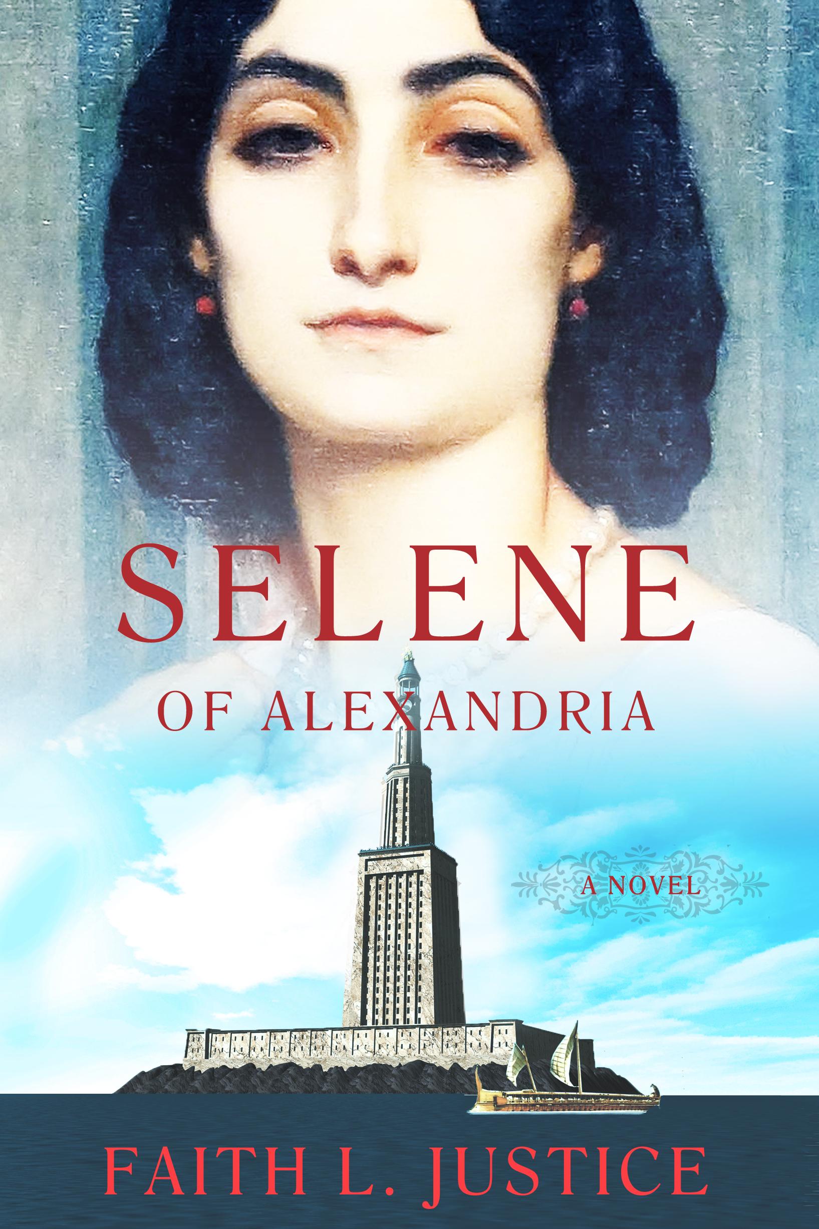 Selene of Alexandria 10th anniversarycover