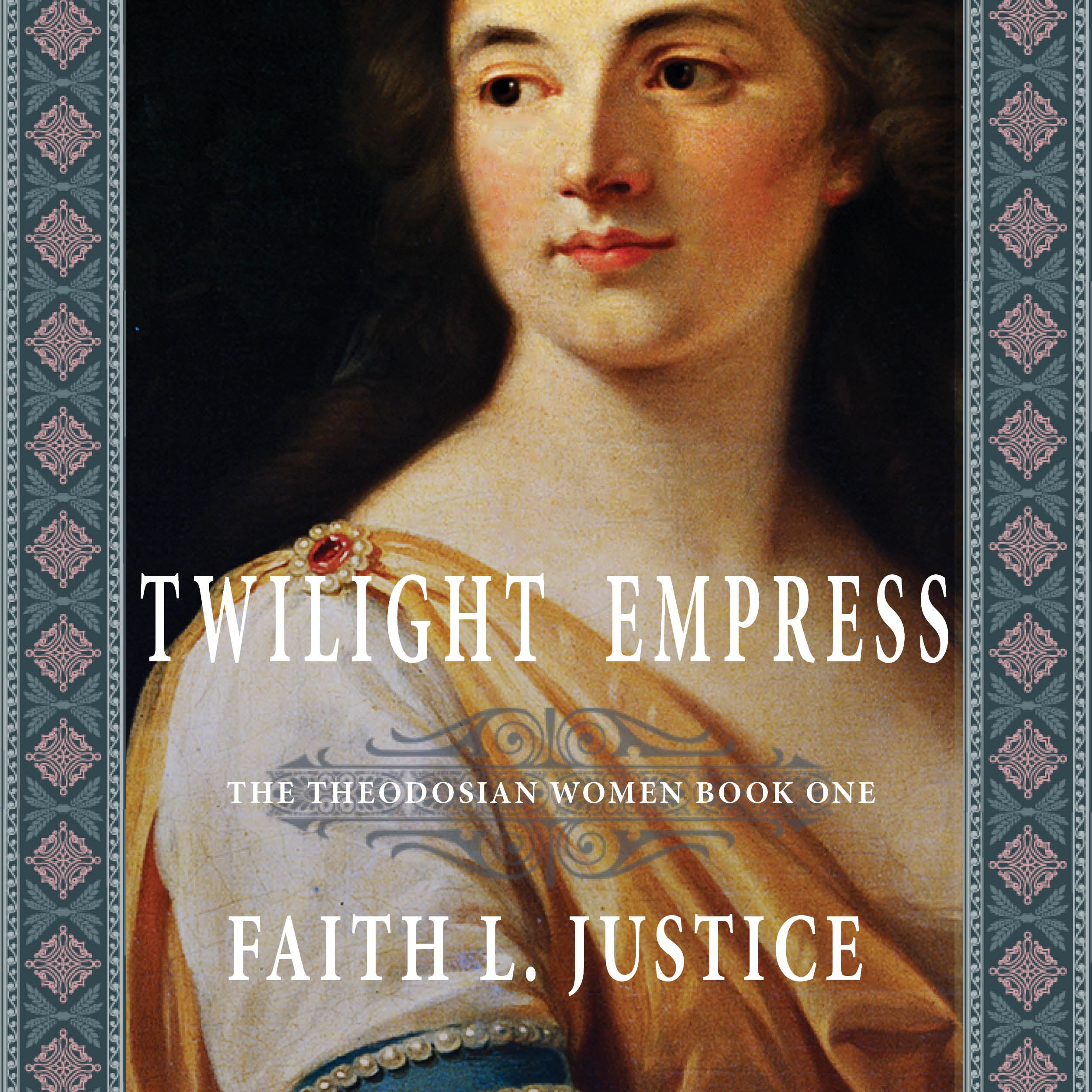 Twilight Empress audio cover