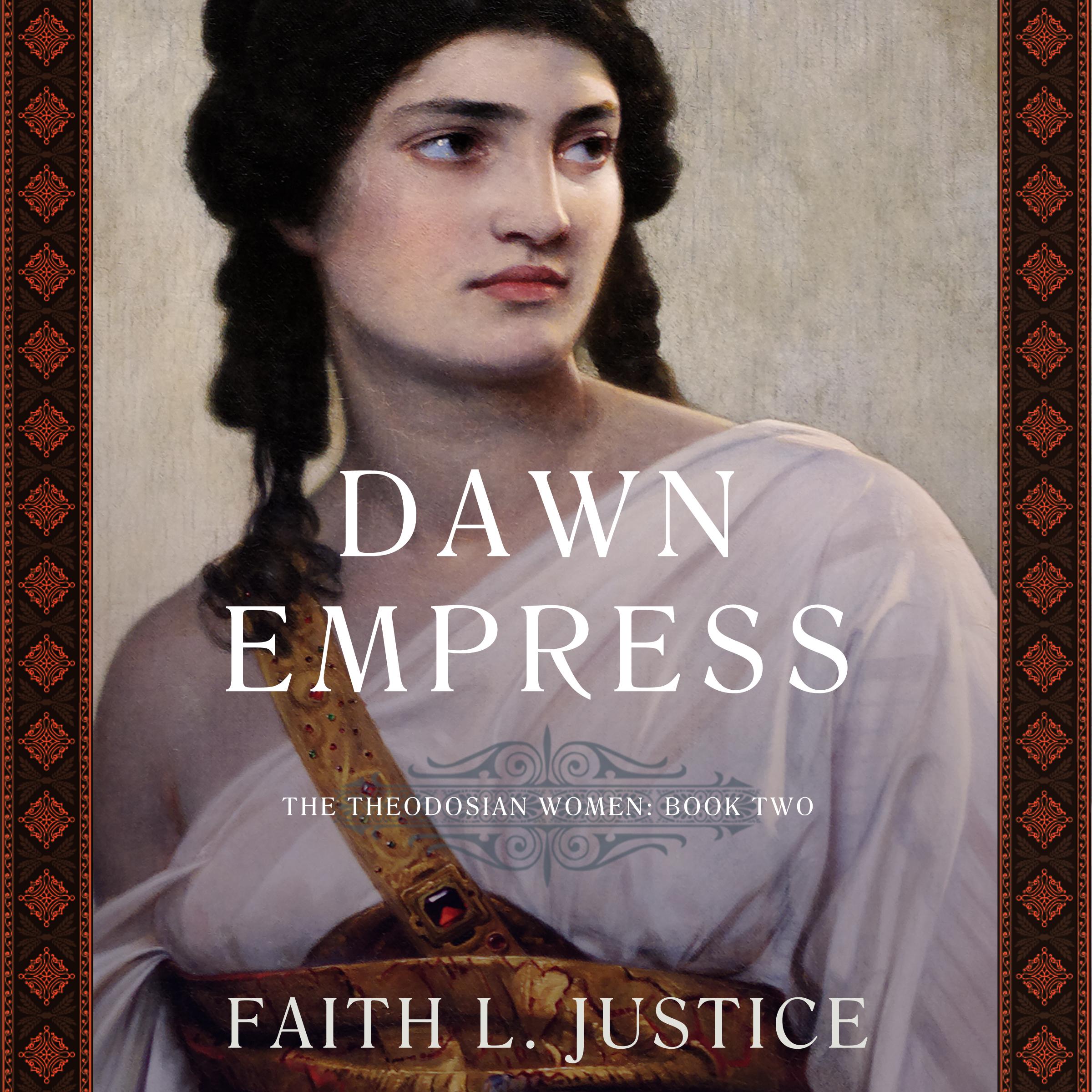 Dawn Empress audio cover
